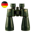 Seeker Binoculars 15X60 Germany Military Powerful Binocular Army Green Professional Telescope High definition for Hunting Best