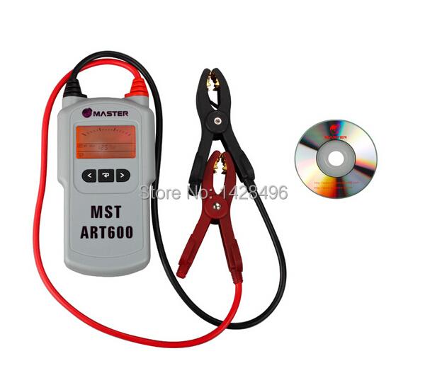 Dhl быстрая доставка оптовая продажа цена MST-A600 свинцово-кислотная батарея тестер / MST A600 аккумулятор анализатор MST-ART600