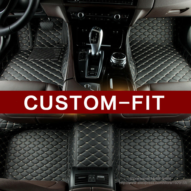 Custom fit car floor mats for Mazda 3 6 2 MX 5 CX 5 CX 7