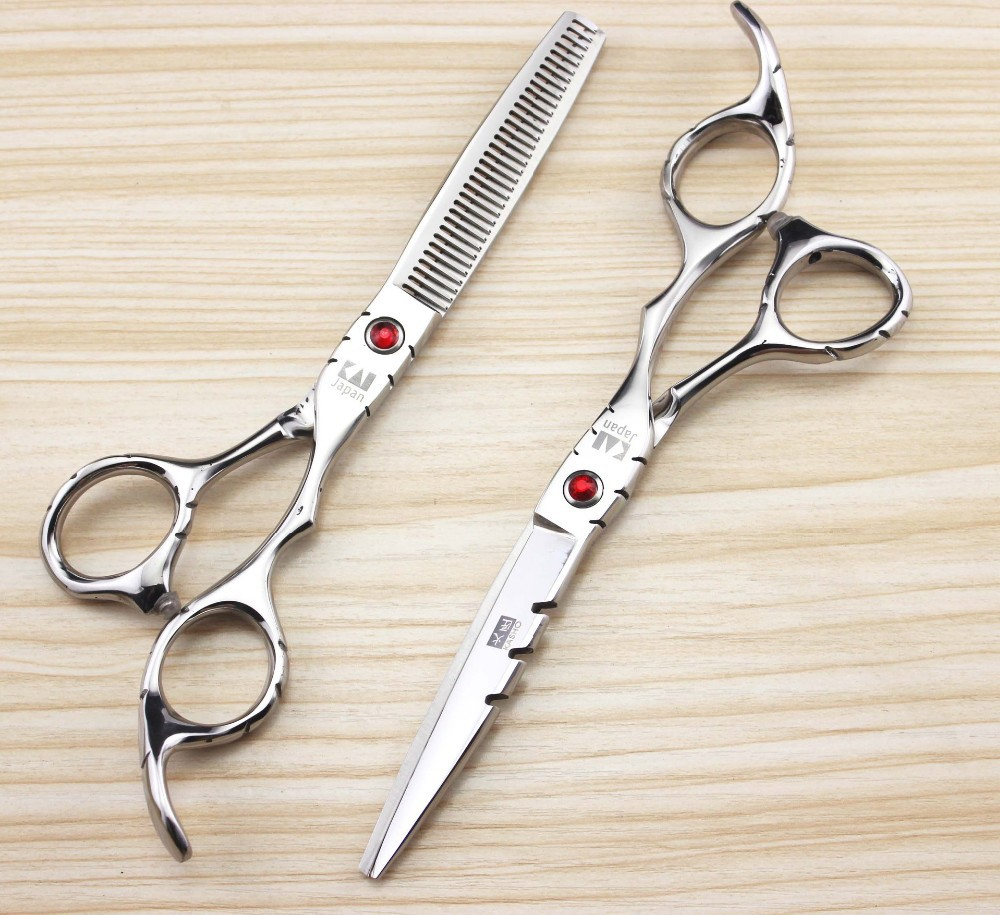 Japan KASHO 6 дюйм Original Professional Hairdressing Scissors Hair Cutting barber ...