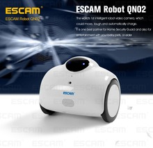 Buy Escam 720P Wireless Baby Monitor Remote Control Move Robot Wifi Wireless IP Camera Touching Interaction Audio Speaker Ipcam co.,ltd) for $286.90 in AliExpress store