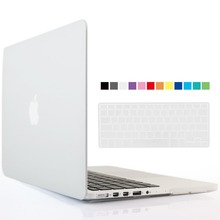 Rubberized Hard Matte Shell Case Keyboard Protector Cover  For Macbook Air 13.3″