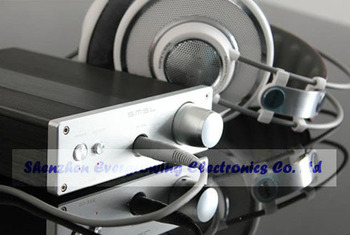 2PCS Free Shipping SMSL High-end SD-398 Coaxial/Optical/USB input DAC Headphone amplifier EG245