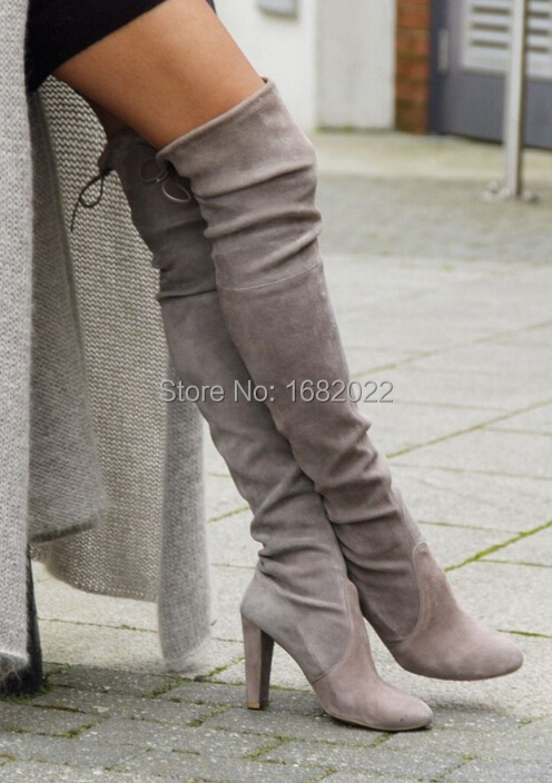 Cheapest Over The Knee Boots - Yu Boots