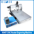 800W Three axis CNC Router Engraver Engraving Milling Drilling Cutting Machine CNC 6040 with USB Port