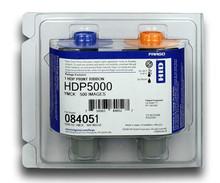 Fargo HDP5000 card printer ribbon 84051 YMCK Color Ribbon