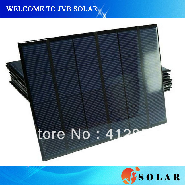 6V 3.5W best solar panels with A quality high efficiency polycrystalline epoxy resin pv cell modules(China (Mainland))
