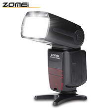 Buy Zomei 860T Professional Macro Speedlight Flashlight LCD Screen High-speed Sync 1/8000s Canon Nikon for $61.31 in AliExpress store