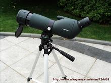 Alta potencia HD 25-75X75 telescopio pájaro y espejo objetivo, telescopio Monocular con trípode ( ATP-120 ) + envío gratis