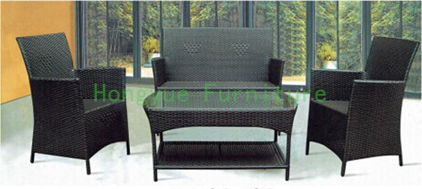 wicker sofa furniture set for living room rattan home