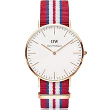 Brand Luxury Style Daniel Wellington Watches DW Watch Women Men Nylon Military Quartz Wristwatch Clock hombre montre femme