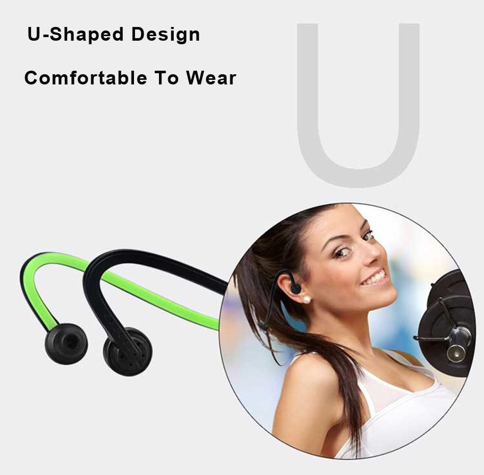 Sport Bluetooth Earphone S9 Plus FM SD Card Slot Auriculares Bluetooth Headphones Microphone For iphone Huawei XiaoMi Phone