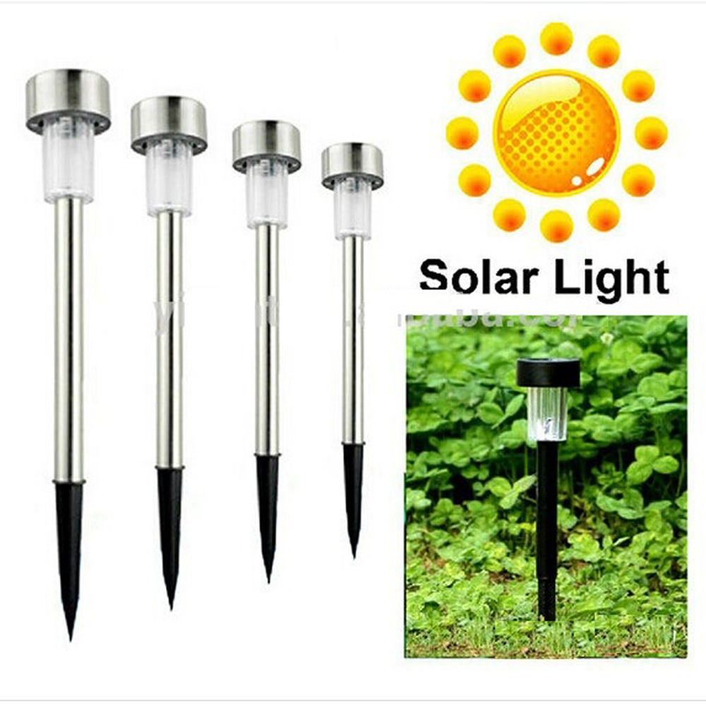 Solar New Hot Sale Solar Light Ce Aluminum Ni mh Outdoor Garden Light