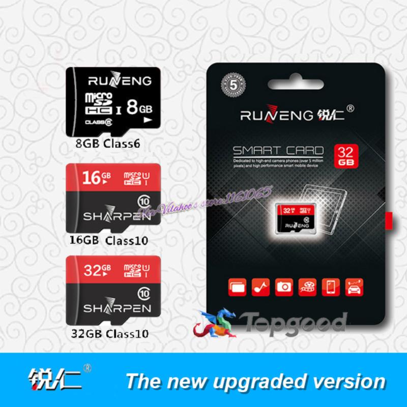 Memory cards Micro SD card 32GB class 10 Memory cards 32GB 16GB Microsd TF card Pen drive Flash<br><br>Aliexpress