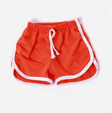 New 5 Candy Color Boys Girls Pants Unisex Summer Style Kids Boardshorts Children Surf Shorts Girl Beach Swimwear Home Clothing