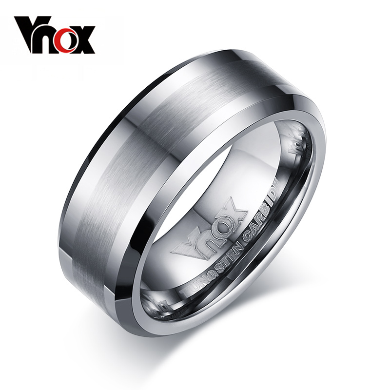 Tungsten Wedding Rings For Women