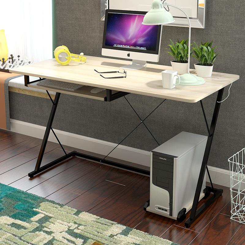 simple fashion office desk high quality computer desk laptop table