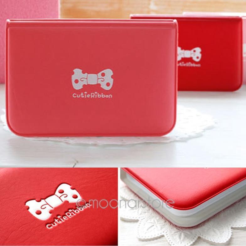 Sweet Women Cartoon Bow Ribbon Bowknot Card Case Credit ID Bank cards Bus Bag Card Holder Girls Card & ID HoldersM*B9034#M2(China (Mainland))