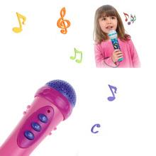 2015 Girls boys Kids Singing Funny Toy Music Gift Freeshippng Kimisohand(China (Mainland))