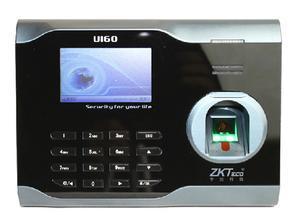Wifi Fingerprint Time Machine Biometric Time Attendance Recording Terminal With USB Port And TCP IP Network U160(China (Mainland))