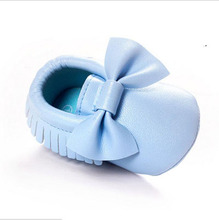 16 Colors Brand Spring Baby Shoes PU Leather Newborn Boys Girls Shoes First Walkers Baby Moccasins 0-18 Months(China (Mainland))