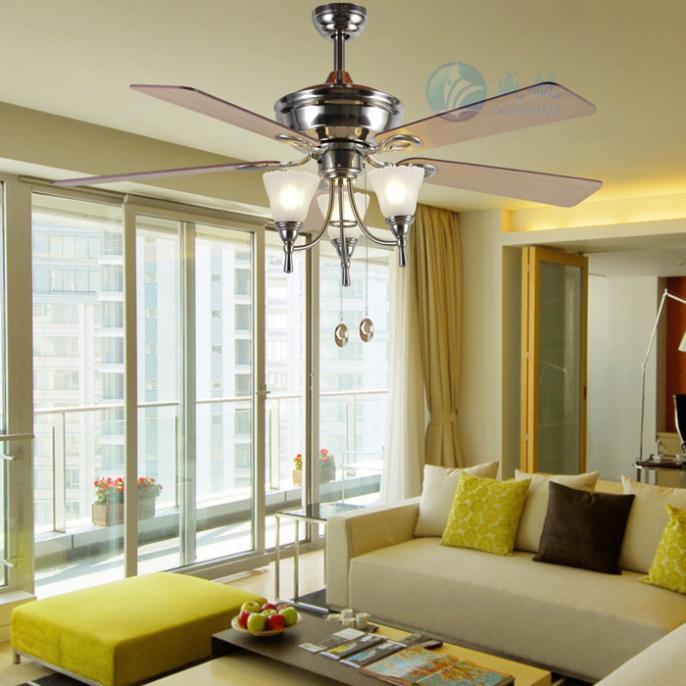 Decorative Ceiling Fan Continental Minimalist Modern