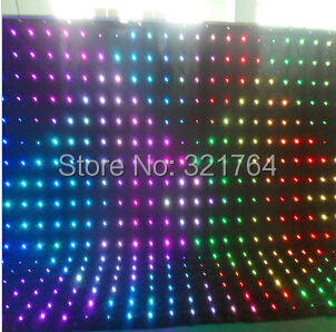 Free shipping P18 2M*2M LED DJ Booth for sale(China (Mainland))