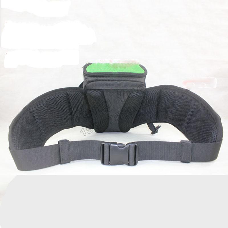 2016 New Rain Cover Professional Photo Runner DSLR Waterproof Camera Bag Beltpack Waist Pack Waistpack for Canon Nikon Sony(China (Mainland))