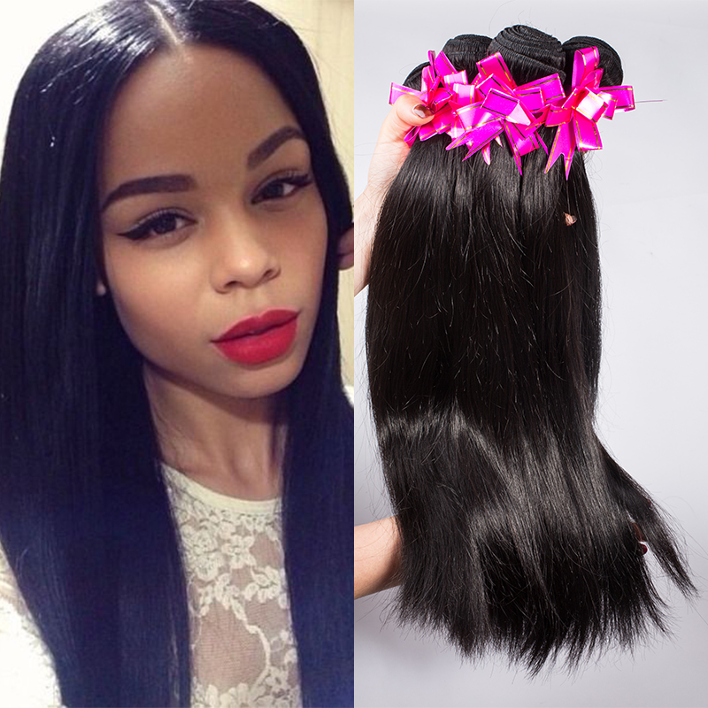6A Grace Hair Products Malaysian Virgin Hair Straight 4pcs/lot Cheap Human Hair Weave Bundles Malaysian Straight Hair Extensions<br><br>Aliexpress