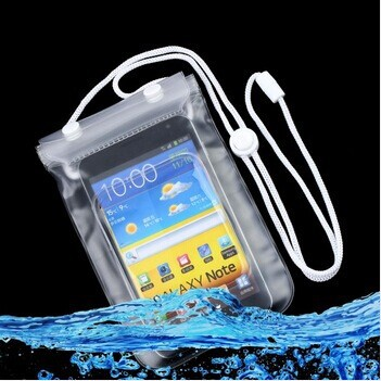 For blackberry Q5 Q10 Z10 Z30 9900 9930 9720 Mobile Phone Waterproof Dry Bag Case Transparent With Scrub(China (Mainland))