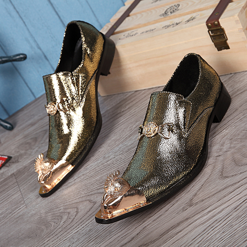 spiked boots for men christian louboutin - Popular Gold Loafers Men-Buy Cheap Gold Loafers Men lots from ...