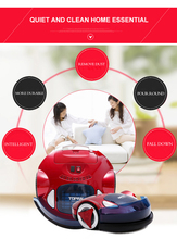 2015 Promotion Topan Robot For Intelligent Home Quiet Clean Mop The Floor To Treasure Automatic Vacuum Cleaner, Sweeping Machine(China (Mainland))