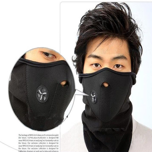 Winter Face Mask Skull Winter Ski Warm Face Mask
