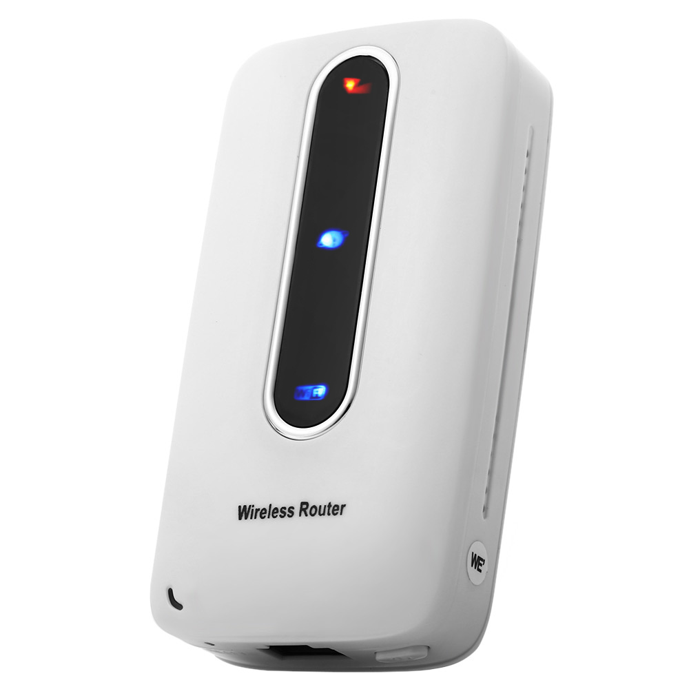L10WE+ RJ45 / WAN 3G WiFi Router 150Mbps Portable Hotspot for moblie phone computer With power bank 2 SIM Card Slot(China (Mainland))
