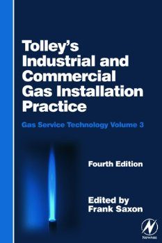 Tolley's Industrial and Commercial Gas Installation Practice... 5 ed.(China (Mainland))