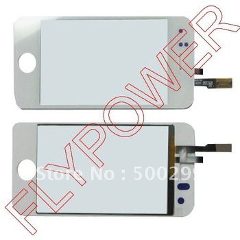 For iphone 3g touch screen digitizer without erro-pixel by free DHL, UPS or EMS; 100pcs/lot(China (Mainland))