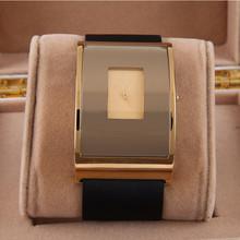 Mujeres reloj de cuarzo vestido cristalino de lujo con incrustaciones de malla dorado relojes Band mujeres relojes de pulsera 2015 nuevo reloj relojes feminino