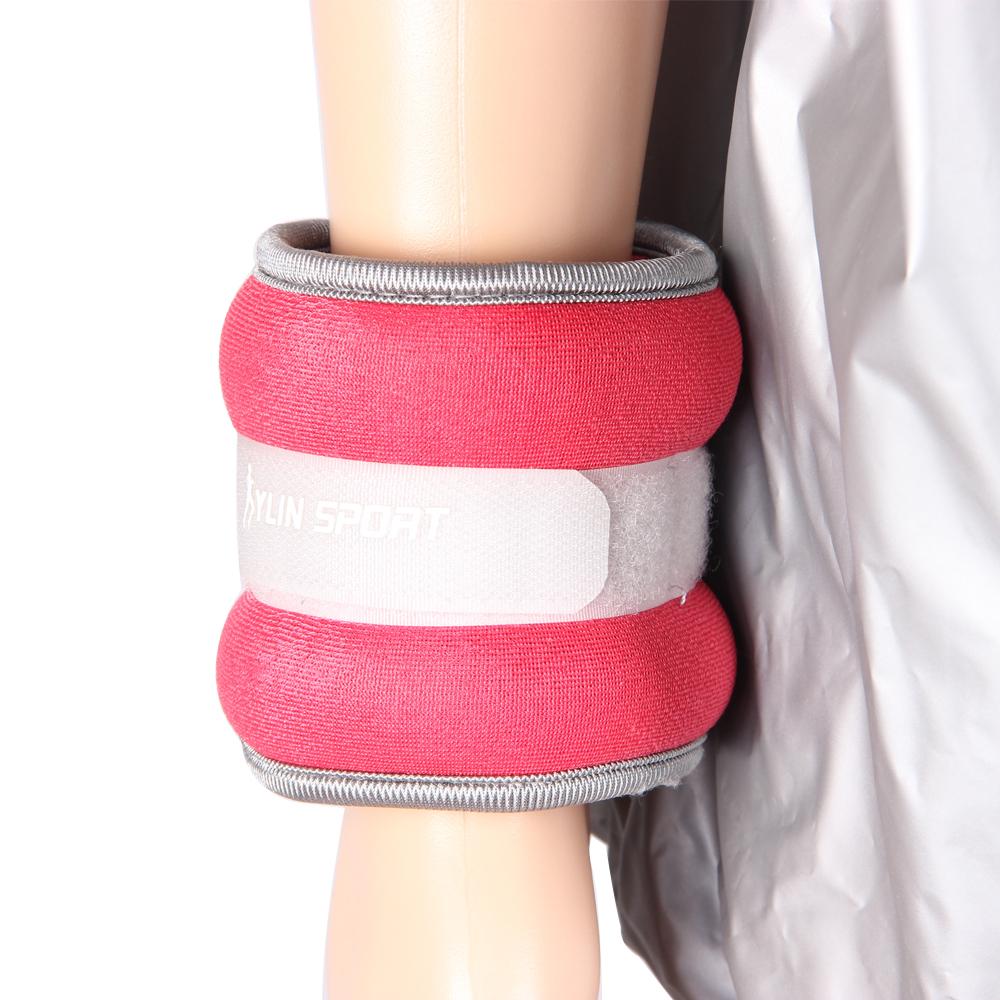 wrist sandbagged fitness equipment wrist adjustable invisible iron sandbags yoga running sandbag for wholesale and free shipping(China (Mainland))