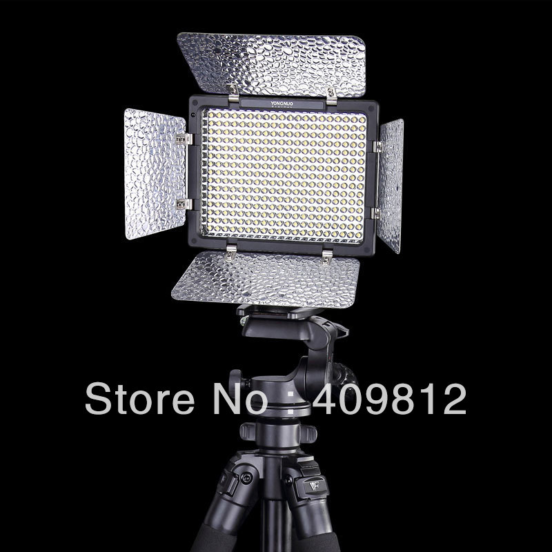 Yongnuo new 300 lamps illumination lighting YN-300 for DV Camcorder Video for Canon Pentax<br><br>Aliexpress