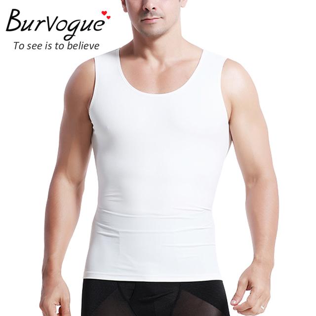 Burvogue шейперы мужчины танки топы для похудения пояса тела формирователь танки ...