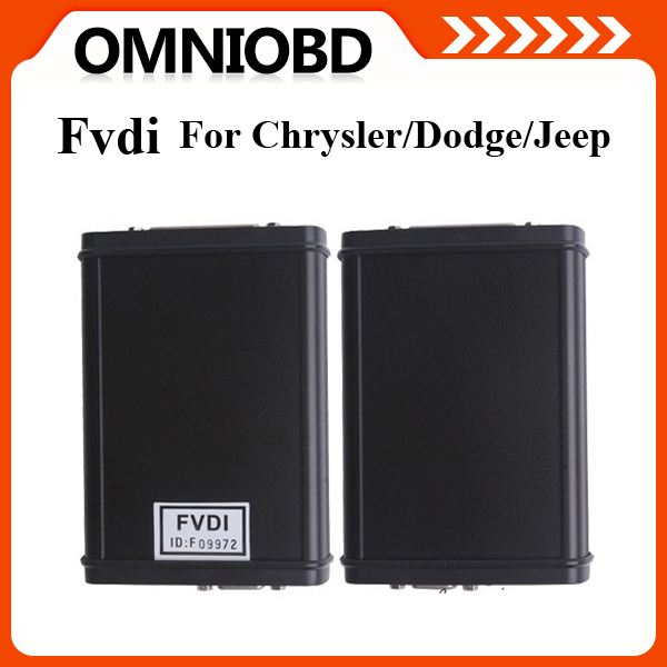 DHL Free Professional scanner tool FVDI ABRITES Commander for Chrysler/Dodge and Jeep with Key Learning and Control Programming(China (Mainland))