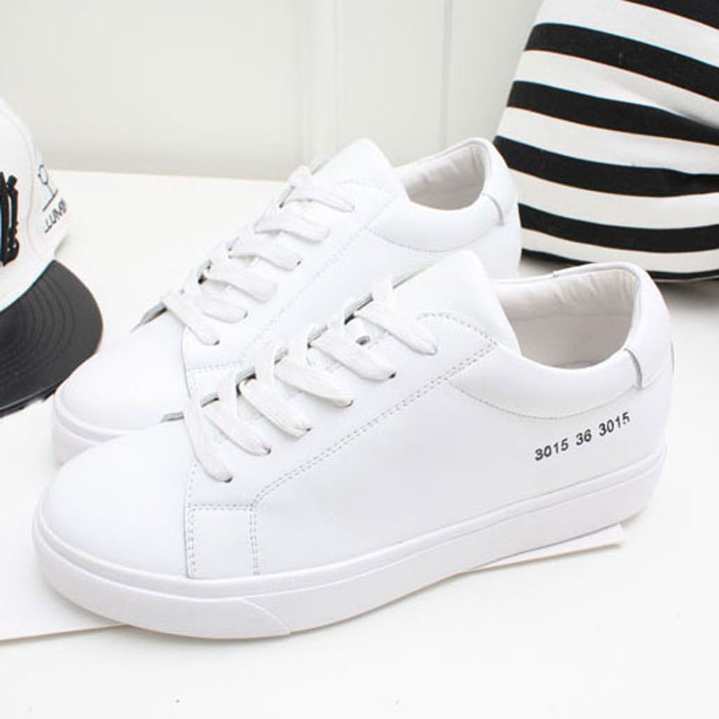 2016 boat shoes fashion casual white shoes