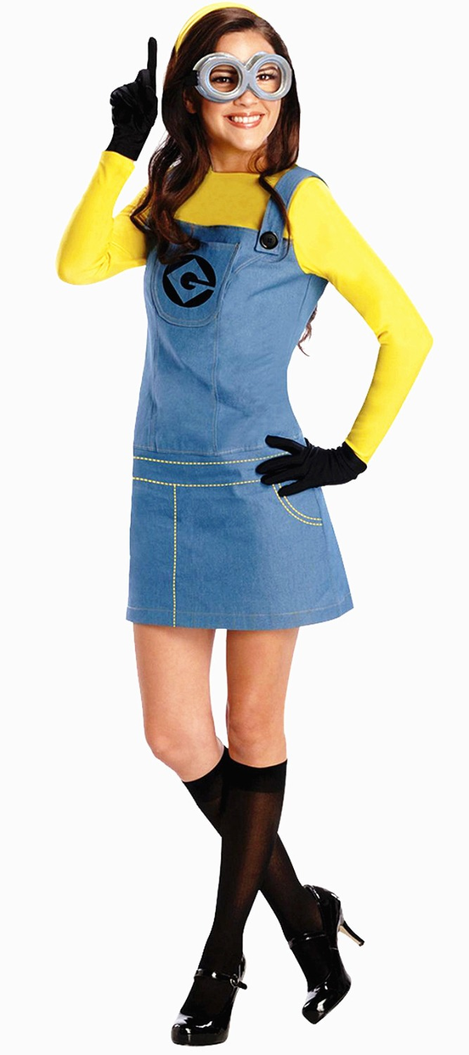 Rubies Womens Despicable Me 2 Minion Costume with Accessories Halloween CostumesОдежда и ак�е��уары<br><br><br>Aliexpress