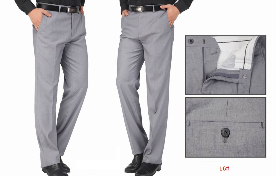 mens dress pants styles - Pi Pants