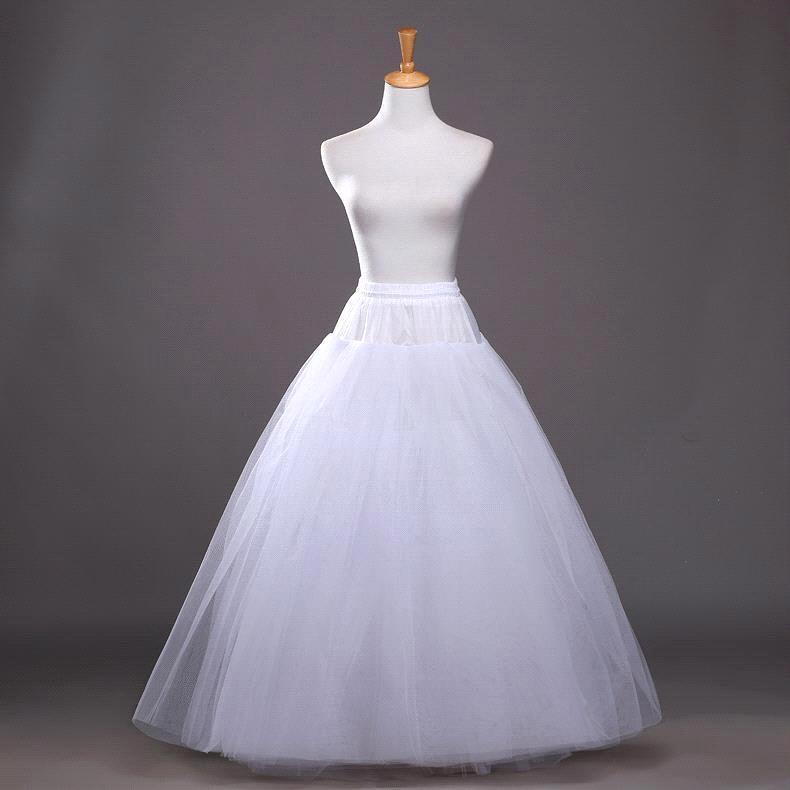 Free shipping cheap real samples petticoat ball gown petticoat womens