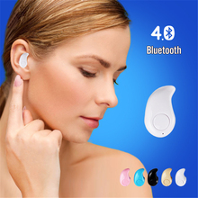 2016 S530 Mini In-Ear Stealth Earphone Headphone Little Finger Size Wireless Bluetooth 4.0 Stereo Headset Handfree for All Phone(China (Mainland))