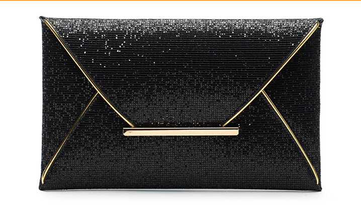 2015 New Fashion Modern sequins flash Evening Bags + Day Clutches women bag evening clutch bags-Free Shipping(China (Mainland))