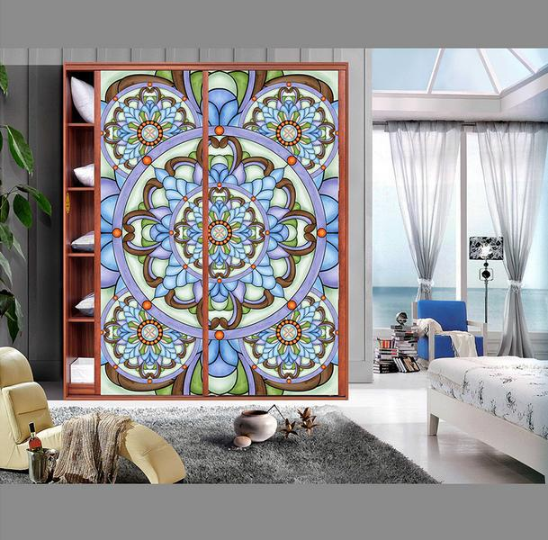 Stickers Per Ante Armadio.To Restore Ancient Ways Stained Glass Windows Sticker Art Glass