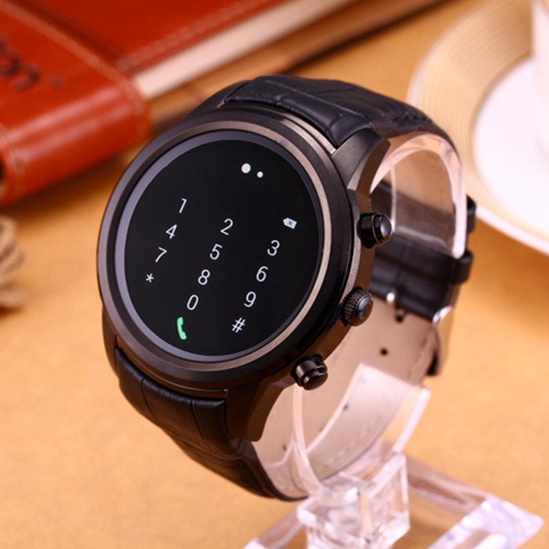 Android smart watch 1.4inch amoled display 3G wifi GPS Dual bluetooth phone smartwatch for apple samsung gear wearable devices(China (Mainland))
