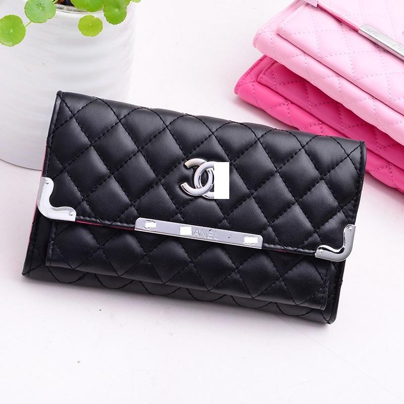 Free shipping long wallet purse  2014 new car suture wallet  chain shoulder messenger bag small bag<br><br>Aliexpress